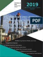 LABORATORIO DE ING. ELECTRICA