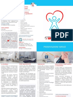 LARC / GIORDANA2 -  Torino - fisioterapia - brochure