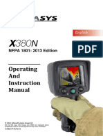 X-Series_NFPA Operating and Instruction Manual