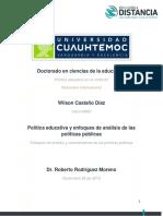 Enfoques y Características de Las PP