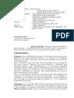 Exp. 3250-2009 Conversion de Pena