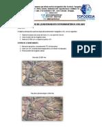 Plan de trabajo UAV