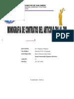Civil Contratos 3 Del Articulo 291 - 309(1)