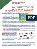 guia de autoaprendizaje animales