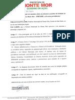 01 Pl77 Prorrogação Mandato Eletivo Ipremor