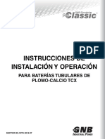 Section 93_10TS 2012-07 GNB Flooded Classic TCX Batteries I&O Manual in Spanish(2)