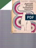 Agenda Pentru Industria Laptelui Chintescu g. & Patrascu c. 1988