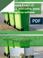 """Henry Camino - """"Basura Cero"""", El Programa Sostenible Para La Limpieza Urbana"""