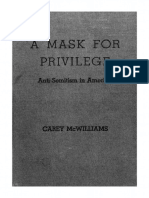 A Mask for Privilege