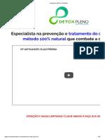 Anticâncer Detox Pleno2