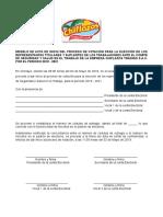 3.1. Acta de Proceso Csst