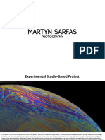 Martyn Sarfas Portfolio