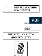 CRM-THE RITZ CARLTON