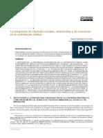 La Integración de Cláusulas Sociales, Ambientales y de Innovación en La CP-Isabel Gallego Córcoles