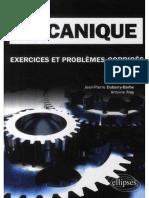 Mécanique, classes préparatoires MPSI, PCSI, PTSI