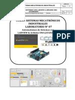 07. Automatismos Con Arduino & LabView - 2019.2
