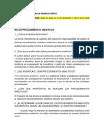 Normas Internacionales de Auditoría y sus objetivos