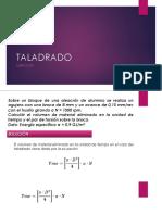 TALADRADO-ejercicios