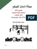 Unit Volleyball-Christa Morrison (1)