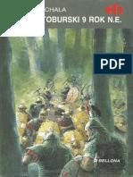 Historyczne Bitwy 133 - Las Teutoburski 9 rok n.e., Paweł Rochala.pdf