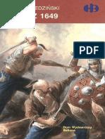 Historyczne Bitwy 137 - Zbaraż 1649, Kacper Śledziński.pdf