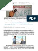 Discharge the Debt