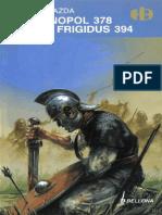 Historyczne Bitwy 156 - Adrianopol 378. Rzeka Frigidus 394.pdf