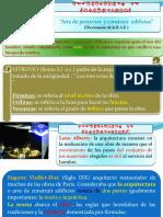 1ra Clase - Definiciones de Arquitectura y Espacio (1a) - Copia