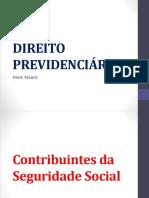5p Contribuintes Da p. Social