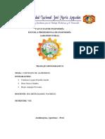 monografia de curticion con aldehidos