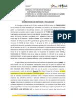 Informe Tecnico Niño Simon.