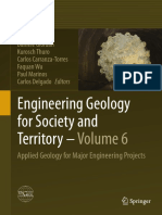 A-Engineering Geology for Society and Territory -Giorgio Lollino-2013