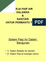 Contoh Sistem Sanitari Detail Yg Iki Msukkan Dalam Asaimen Abg Li