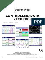 manual de controlador de registradores