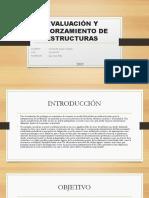 Evaluación y Reforzamiento de Estructuras