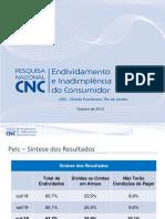 Endividamento brasileiro