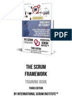 The Scrum Framework by ISI