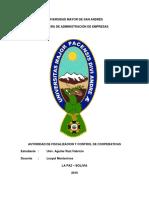 Autoridad de Fiscalización y Control de Cooperativas