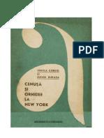 Vintila Corbul & Eugen Burada - Cenusa Si Orhidee La New York