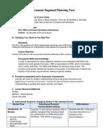lesson segment planning tool fall 19  1