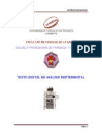 Texto Digital de Analisis Instrumental