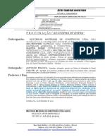Procuração Consultoria - Cível - BRDE