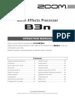 Zoom_B3n_OperationManual (English)
