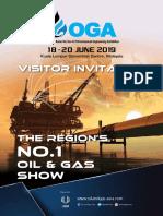OGA 2019 Visitor Ticket
