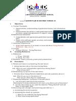 Lesson Plan Mtb Ealuation 2018