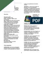 Listado de CÓDIGOS Con Las Actualizaciones-2