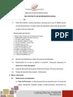 INFORME FINAL DE RESPONSABILIDAD SOCIAL - RS IV  ok