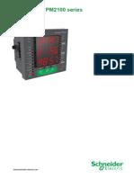PM2100 Series User Manual En