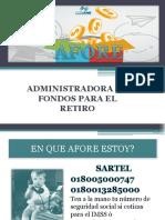 AFORE presentacion radio.pptx
