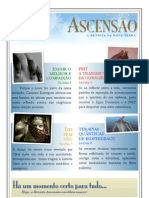 Ascensão - A Revista da Nova Terra